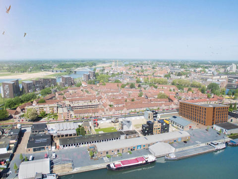 studentenkamers Havenkwartier in Deventer